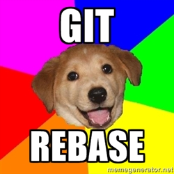 Don't Be Scared of git rebase | I care, I share, I'm Nathan